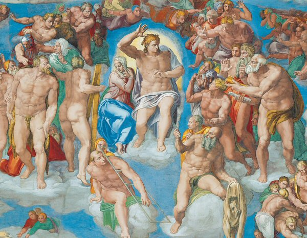 What Paint Did Michelangelo Use For The Sistine Chapel