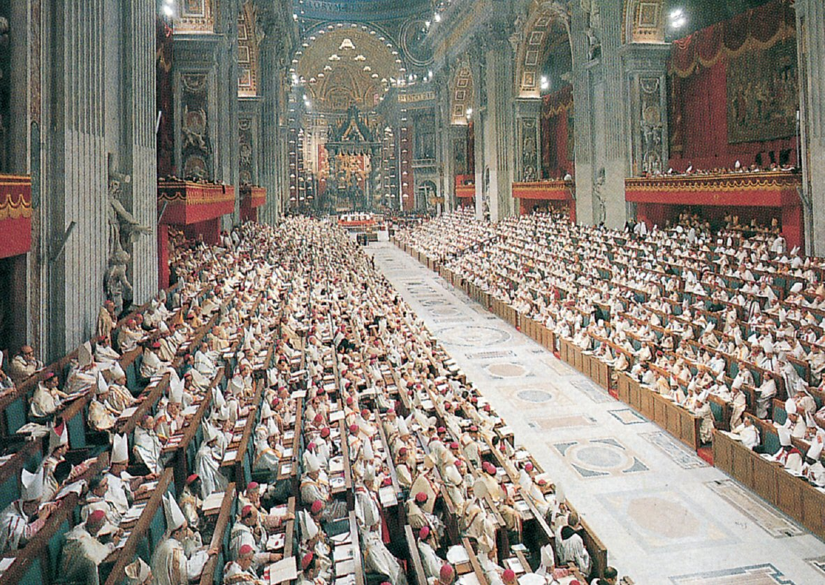 Ecumenical Council - www.visit-vaticancity.com