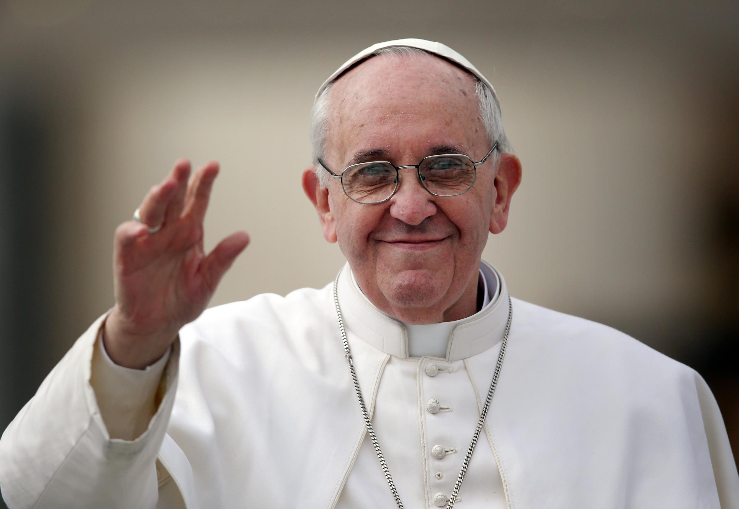 Pope Francis I - Holy Father - Vatican City
