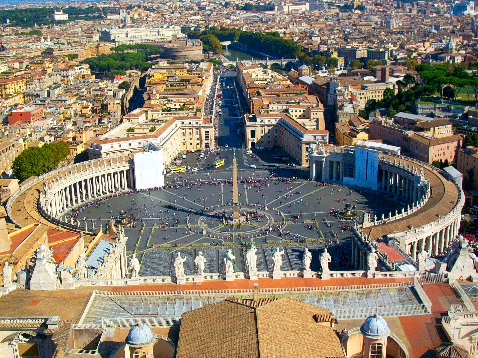 St.Peter's Basilica - Vatican City