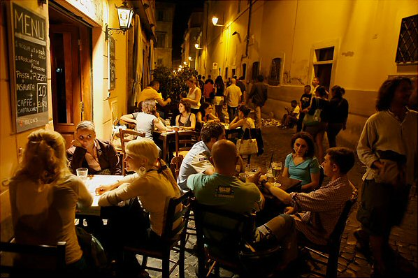Osteria Dell'Angelo - Vatican City - Rome