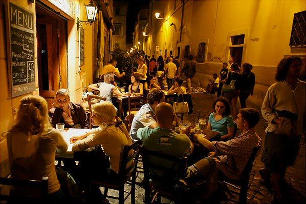 Osteria Dell'Angelo - Vatican City - Rome