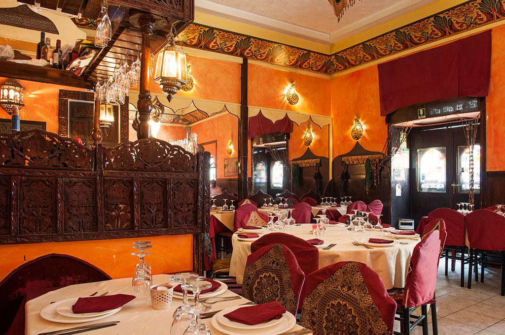 Shanti Restaurant - Vatican City - Rome